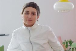 Ulrike Almut Sandig (Foto: Berger)