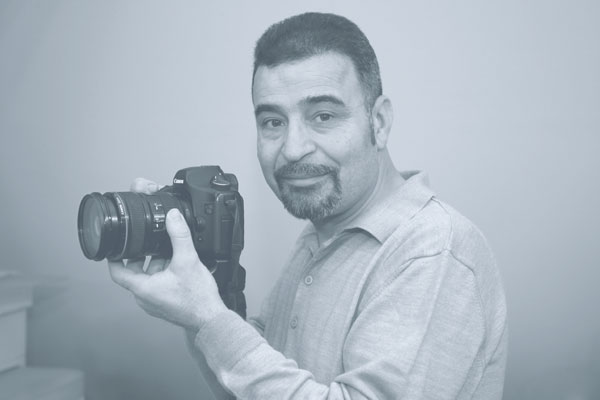 Mahmoud Dabdoub Portrait