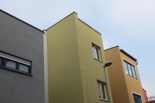 Stadthäuser in Connewitz, Foto: Ludwig Ander-Donath