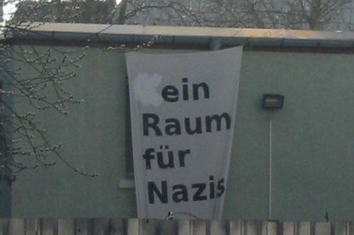 Ein Platz für Nazis