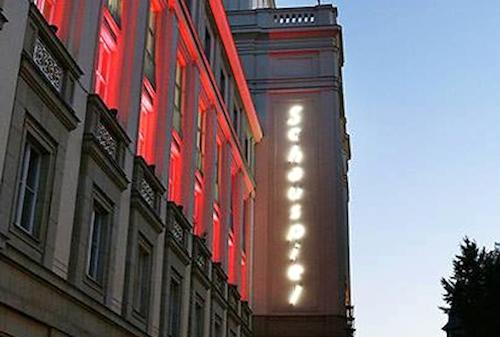 Fassade des Schauspiel Leipzig (Foto: R. Arnold/Schauspiel)