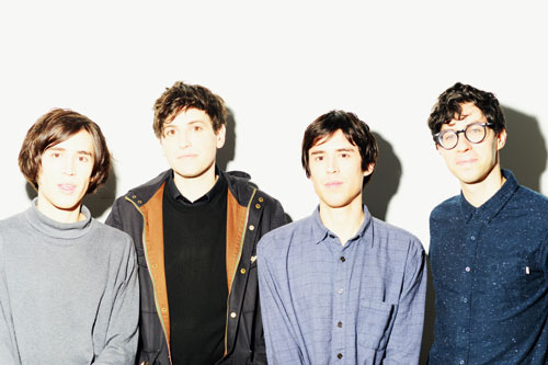 Pains Of Being Pure At Heart am 11.4. in der MB