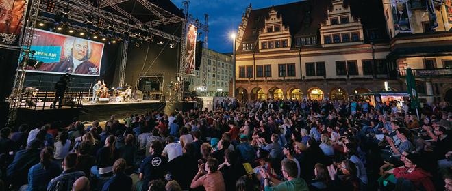 Bach wie in Bayreuth