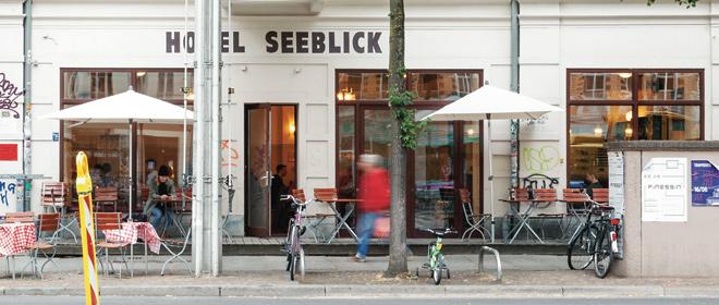 Interaktionen im Hotel Seeblick